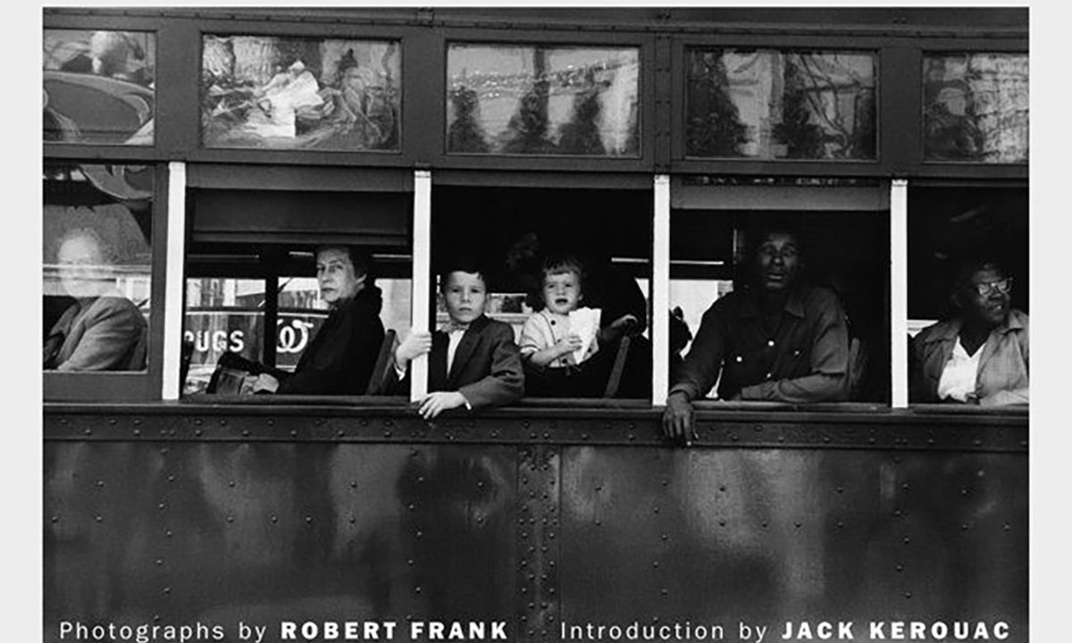 Robert Frank and The Americans, the book that changed documentary photography.