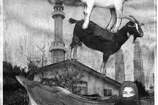 In GoatWe Trust by Mohd Azlan Mam Mohd Latib