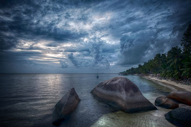 Seychelles- From Dawn to Dusk By Abhijit Bose