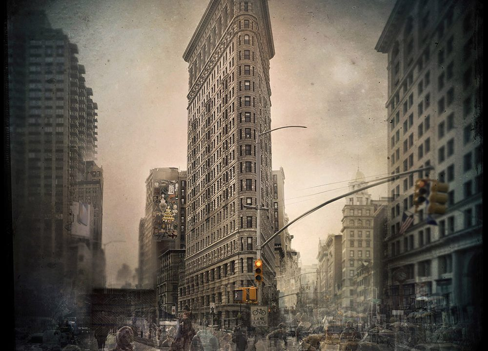 New York by Christopher Tamas Kovacs