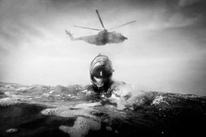Search and Rescue by Alessandro Barteletti