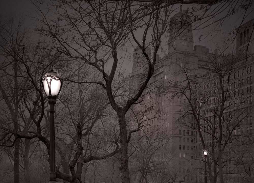 Deep In A Dream-Central Park by Michael Massaia