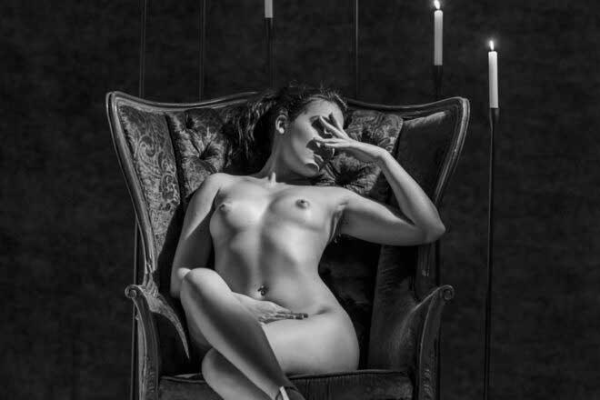 Femine Nude by Yuri Benitez
