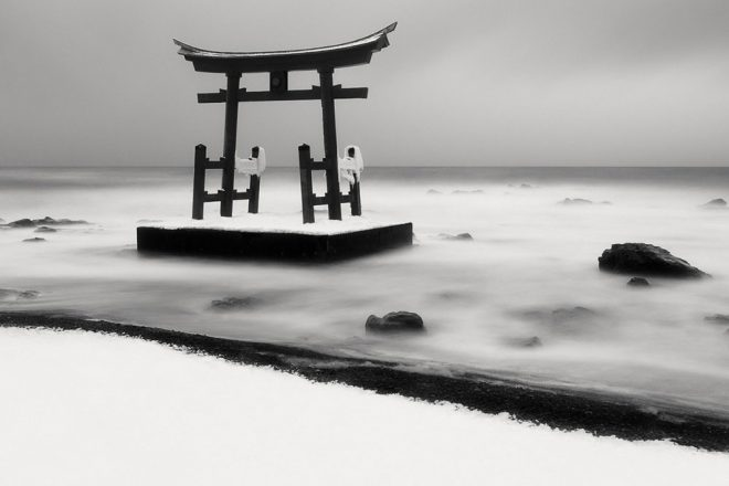 Hokkaido, the Silence of Winter by Olivier Robert