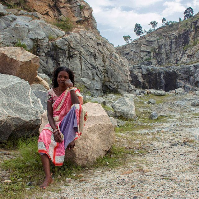 Life in a quarry by Dipayan Bose