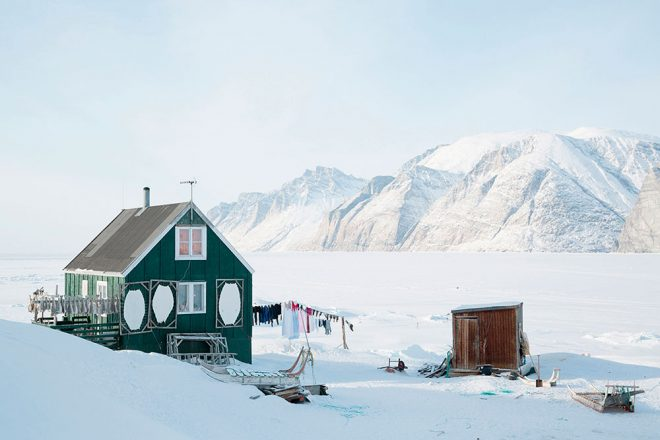 Uummannaq by Camille Michel