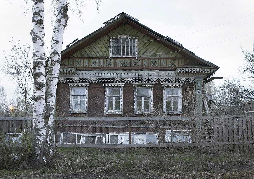 The lost town by Olga Kulaga