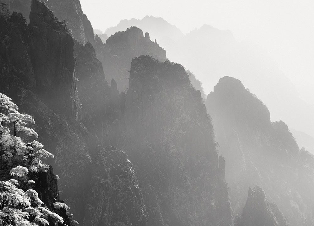 Huang Shan by Olivier Robert