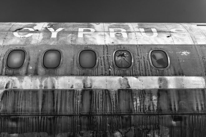 Abandoned Old Airport of Nicosia by Dimitris Sideridis