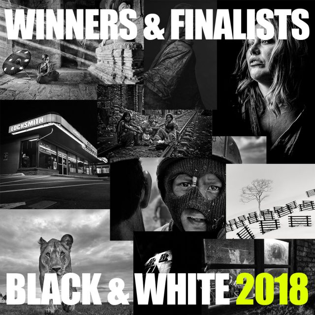 Announcement of the winners of the second edition of Black & White Prizes 2018