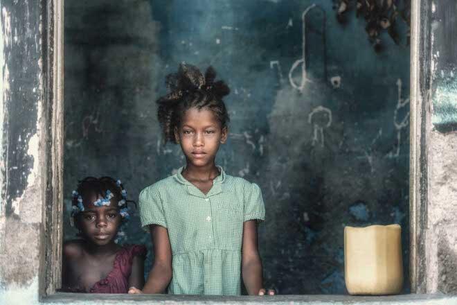 The streets of Sao Tome e Principe by Trevor Cole