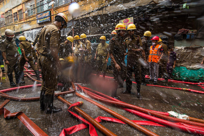 Bagree Market Fire by Pritam Dutta