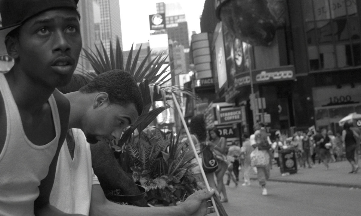 Pensive Moments in New York By Florence Gallez