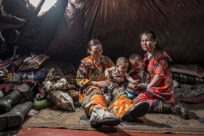 The Nenets by Sara Bianchi