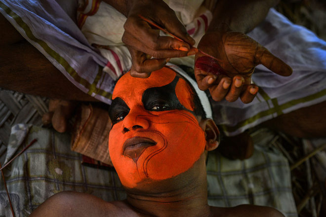 Theyyam – The Dance of Aavtar by Tania Chatterjee