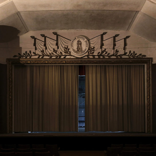 The old theater by Francesca Pompei