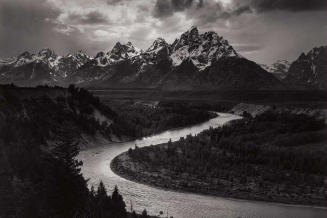 Ansel Adams at Museum of Fine Arts Boston