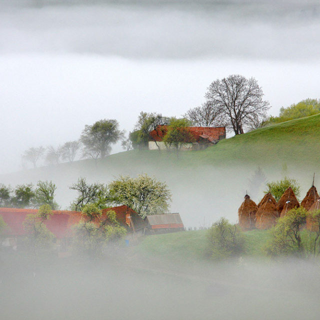 Holbav, the Land Where the Soul Floats by Andrei Baciu