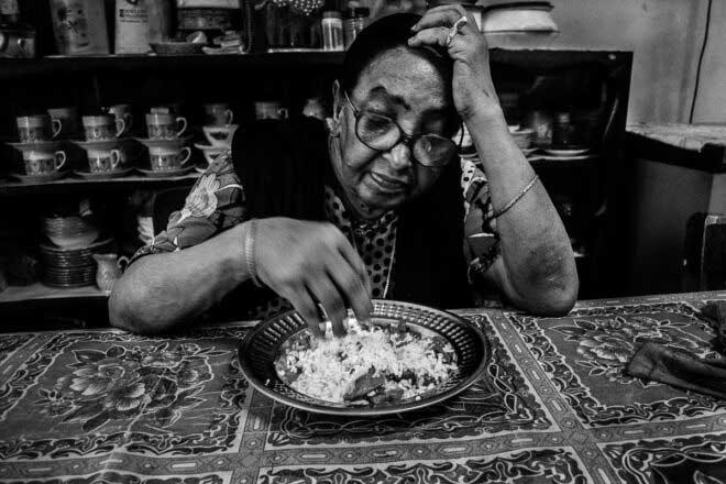 Grandma By Mushfiqur Rahman