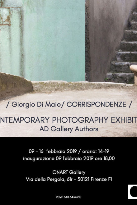 Giorgio De Maio ; Contemporary Photography Exhibition