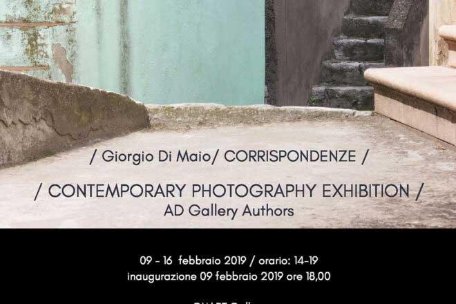 Giorgio De Maio ; Contemporary Photography Exhibition