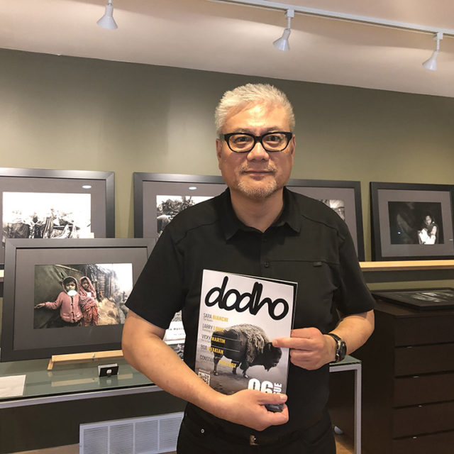 Interview with Larry Louie