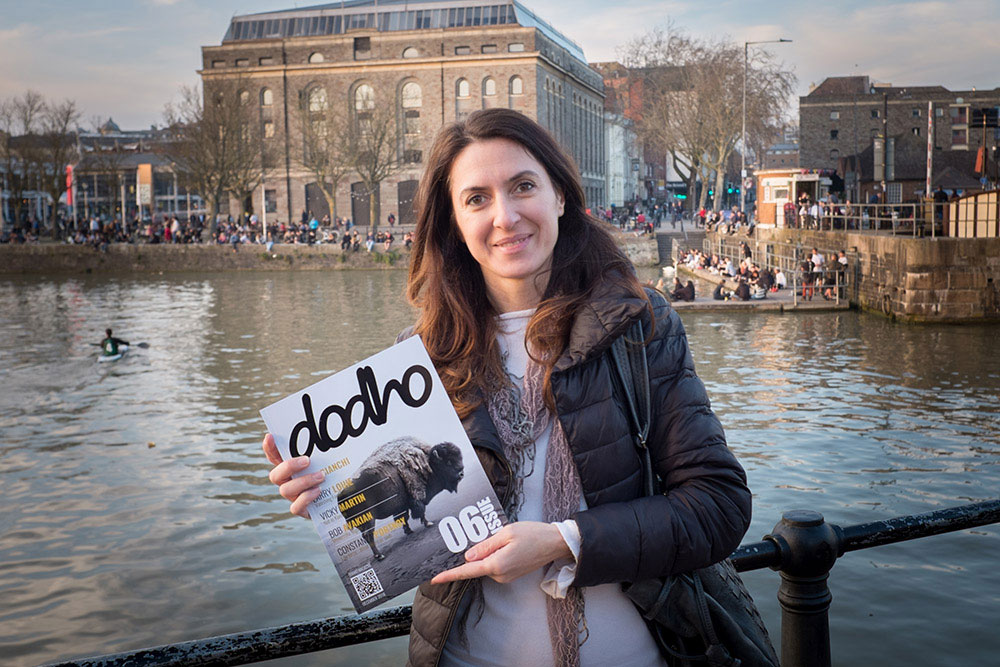 Interview with Sara Bianchi; Published in our print edition #06