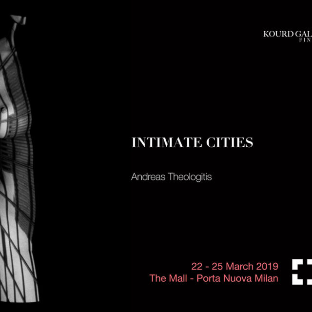 Intimate Cities : Andreas Theologitis