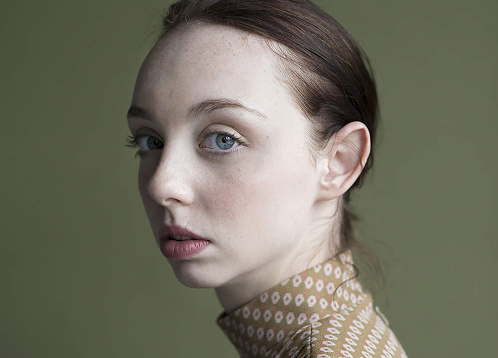 Faces of mirror by Suzette Luiken