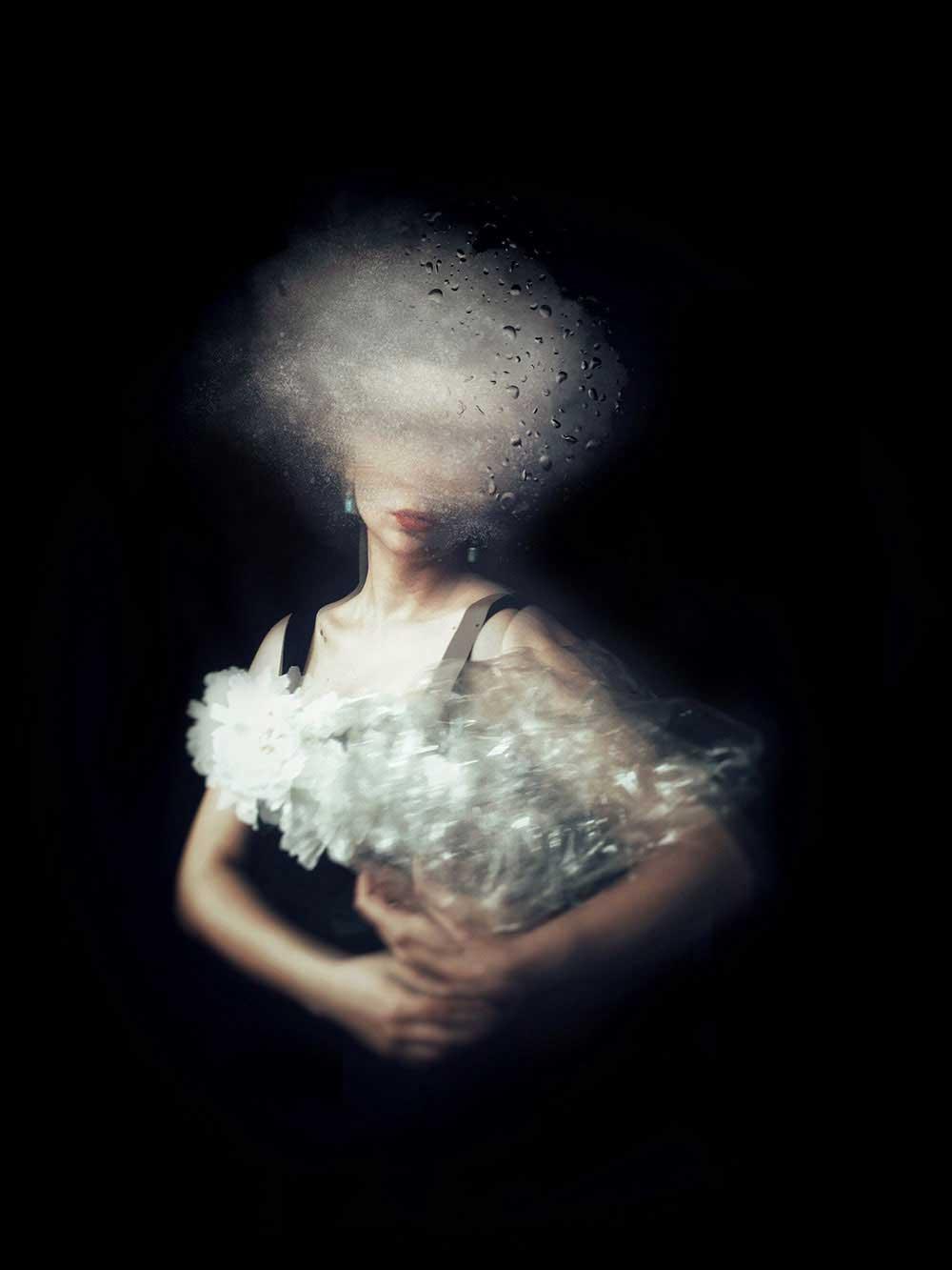 Eliza Tsitsimeaua-Badoiu | Self-portraits