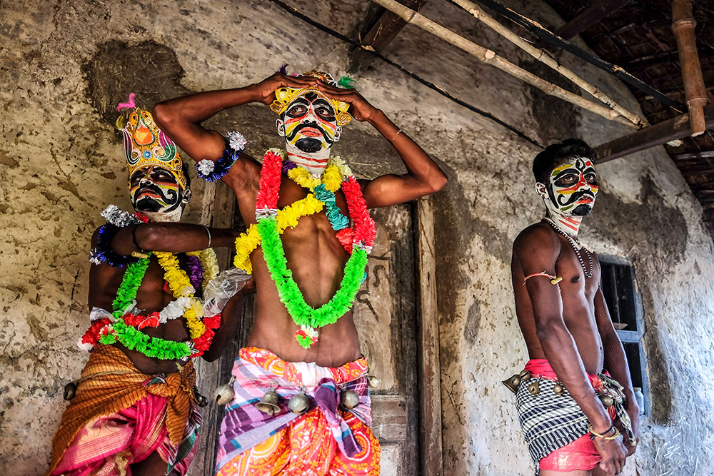 Gajon – The folk ritual of Bengal | Ritesh Ghosh