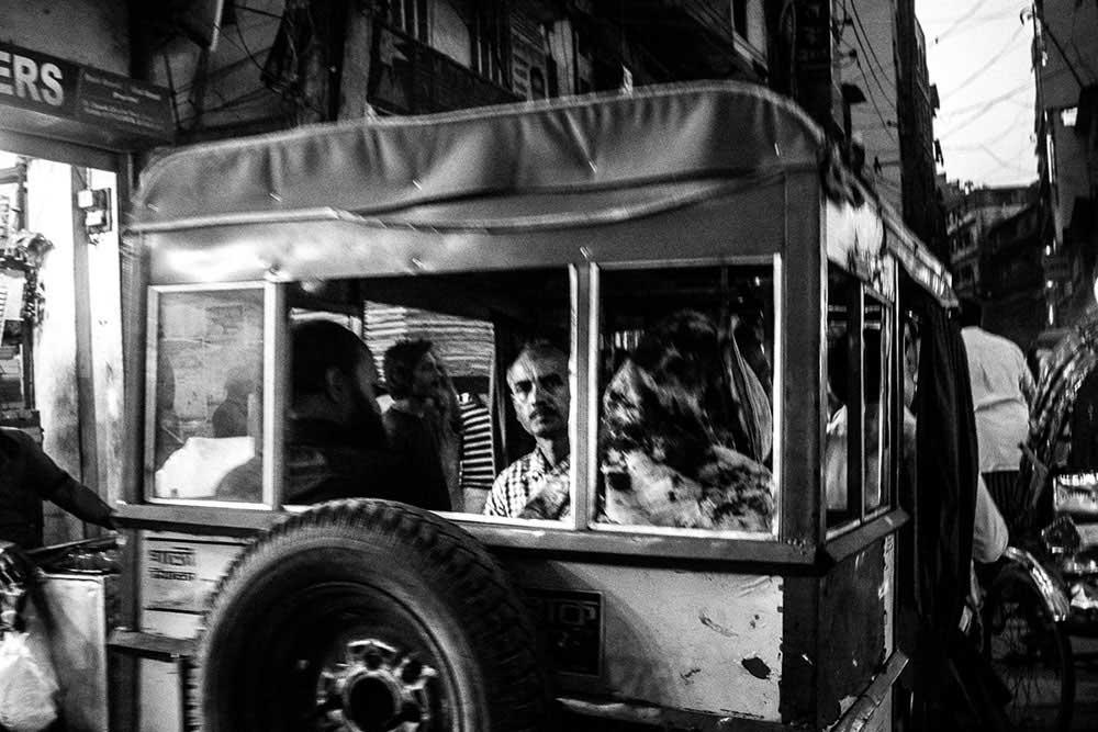 Old Dhaka By Mushfiqur Rahman