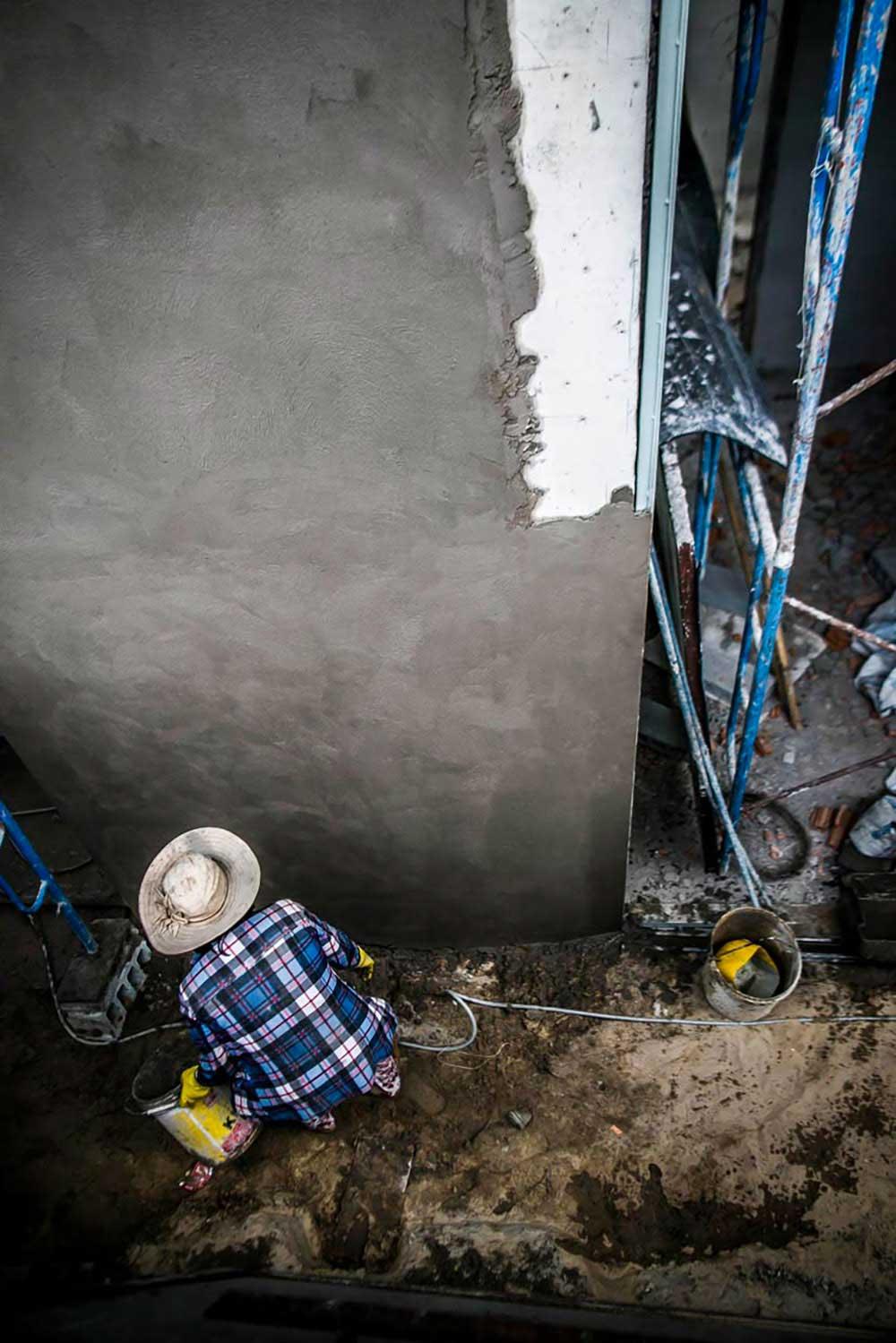 Upcycling Construction in Vietnam   Hermes Aviateur