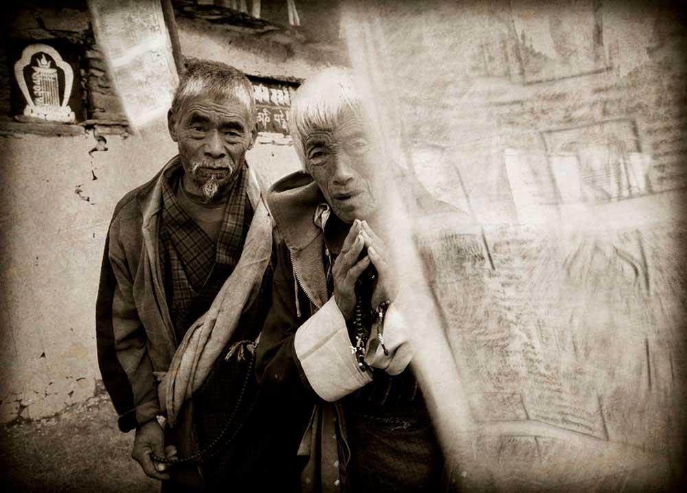 Bhutan by Richard Murai