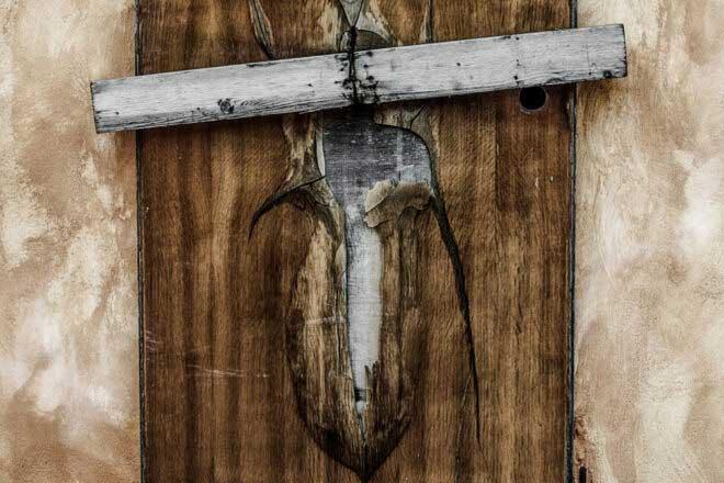 Via Crucis by Massimo Panzavolta