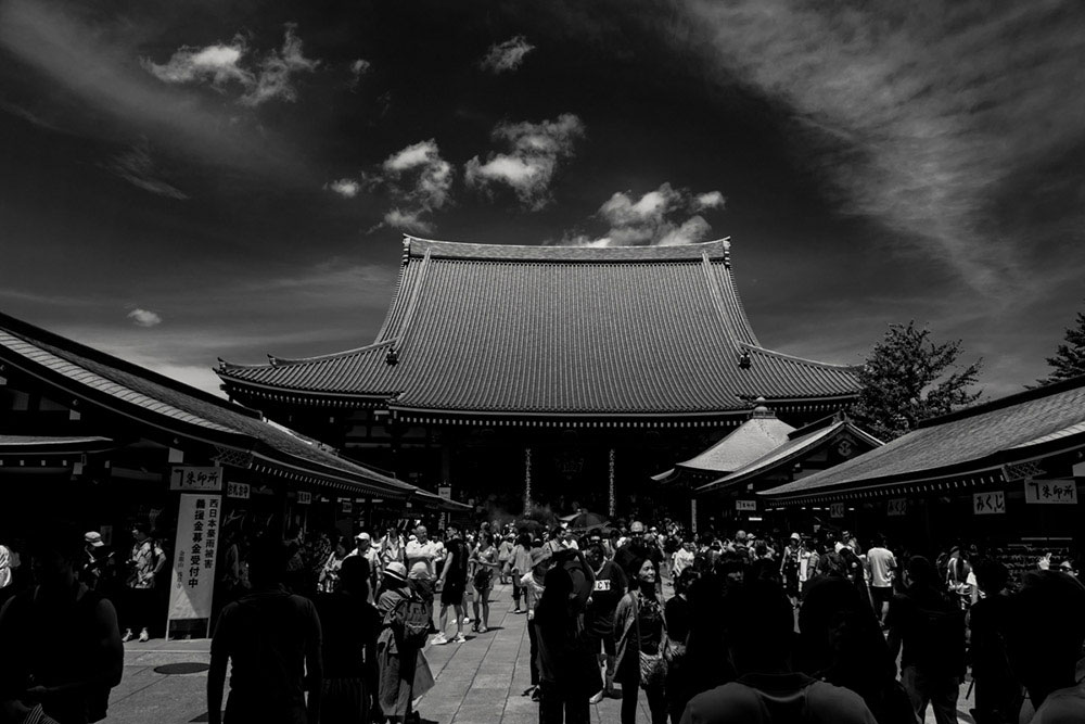Just a trip – Japan by Andreas Theologitis