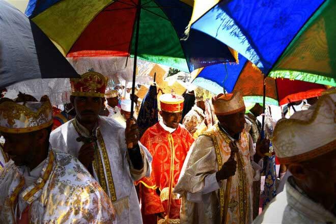 Priests of Ethiopia by Benjamin Angel