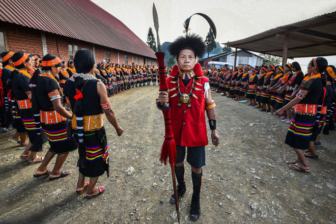 Aoling Festival : Beholding the Konyak Tradition by Tania Chatterjee