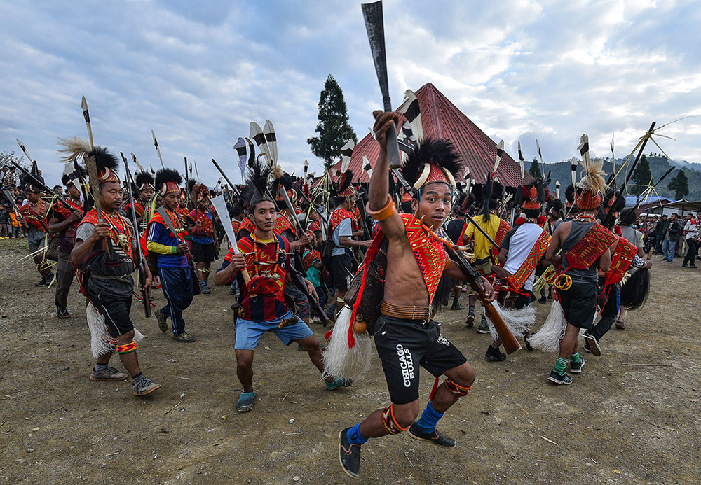 Aoling Festival : Beholding the Konyak Tradition | Tania Chatterjee