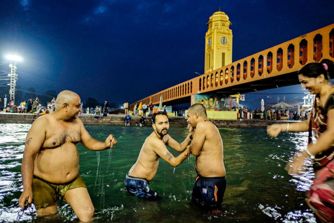 Haridwar – The Gateway to the Gods by Amlan Sanyal