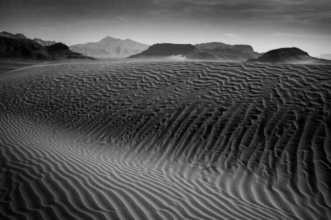 Shadows of silence by Basim Ghomorlou