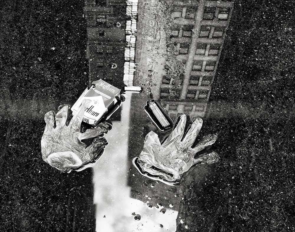 Discarded | Steve Geer