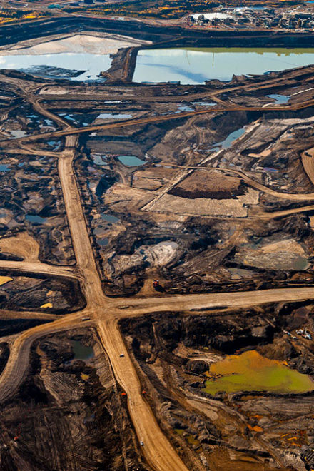 The True Cost of Oil by Garth Lenz