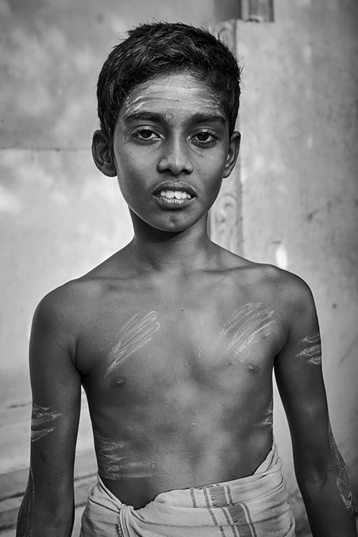 Hindu Youth | Kai Yokoyama