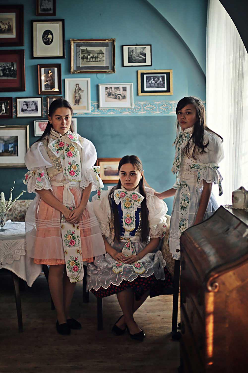 Slovakia Traditional Dresses | Zuzu Valla