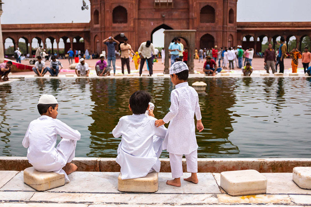 The ramadan reckoning in Delhi | Aman Chotani