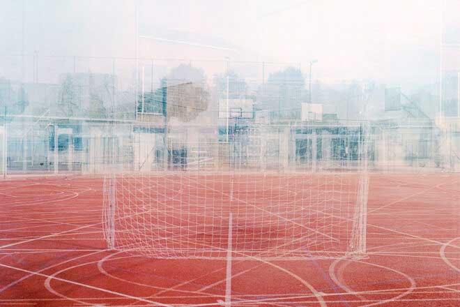 Territoire by Damien Berney