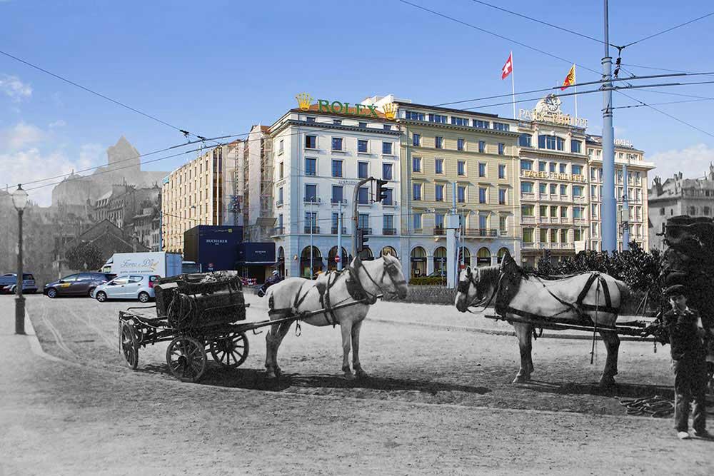 Geneva Reminiscences by Patrick Jacquet