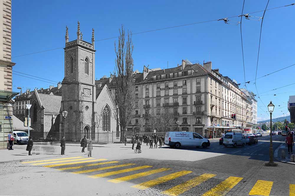 Geneva Reminiscences | Patrick Jacquet