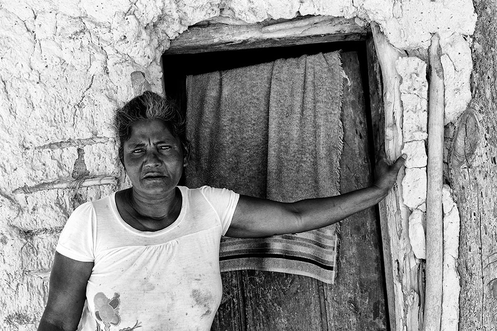 Woman, Pedrinha indigenous village